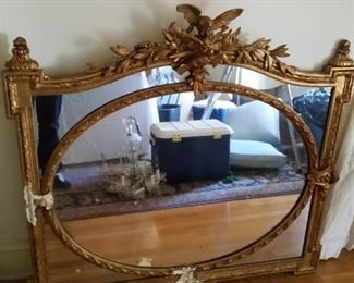 Old mirror