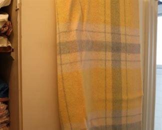 Horner Wool Blanket