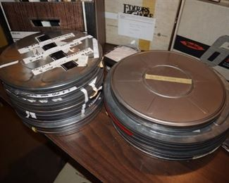Film reel cans