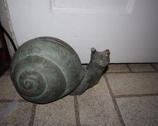 Snail Door Stop