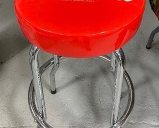 Coca Cola stool