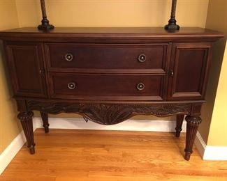 "Ernest Hemingway Collection by Thomasville buffet 21"" deep x 60""W x 42""H"