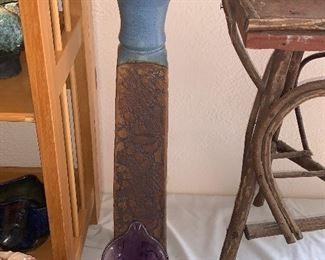 Large Mid Century Studio Pottery Vase