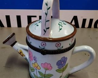 Porcelain Watering Can