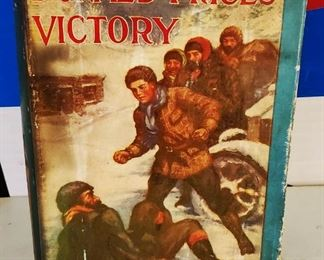 "Antique/Vintage Book- ""Donald Price's Victory"""