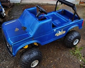 Vintage 4x4 Buggy (AS IS)