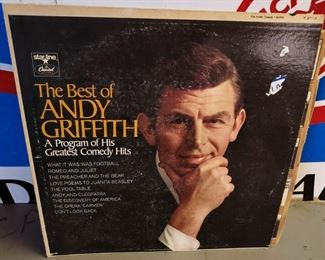 Vintage Album- Andy Griffith