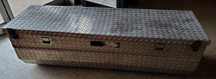 Pick Up Truck Bed Tool Box