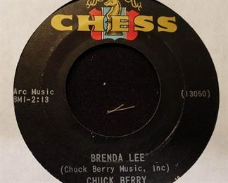 Vintage 45 Record- Chuck Berry