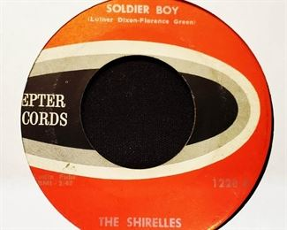 Vintage 45 Record- The Shirelles
