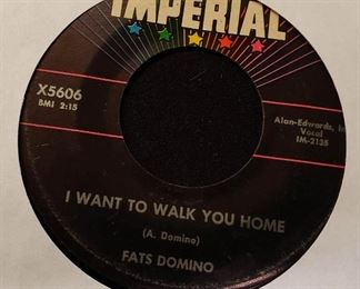 Vintage 45 Record- Fats Domino
