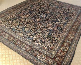 """78. Antique Hamadan Rug (10' x 7'11"""")"""