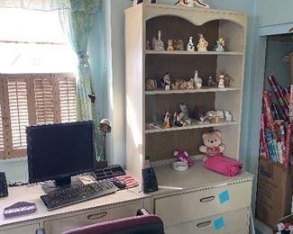 Desk, Computer