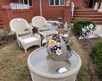 Indoor Outdoor Wicker Furniture