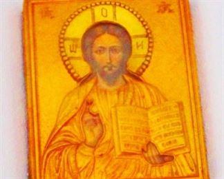 Small Russian Orthodox Icon 10 x 12  (2 each)