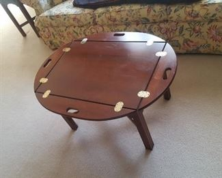 Bulter coffee table