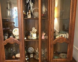 China Hutch and items