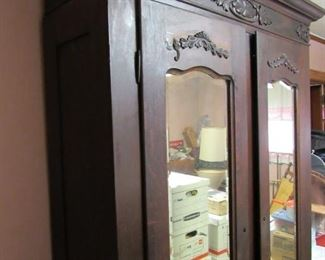 Nice antique armoire