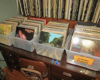 Incredible album collection