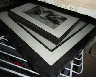 Picture frames , paper craft