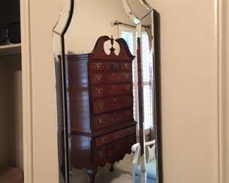Mirrored mirror