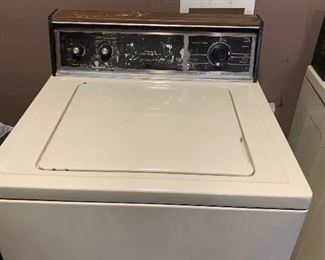 Older Washing machine