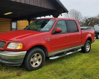 Ford F150 (More info to come)