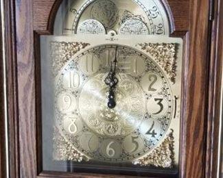 Howard Miller clock $325