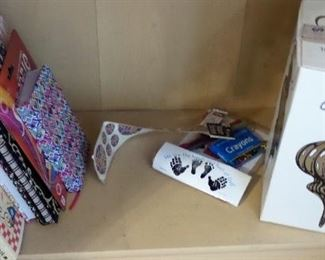 Books and gift items
