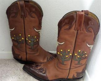 Boots - University of Texas Longhorn