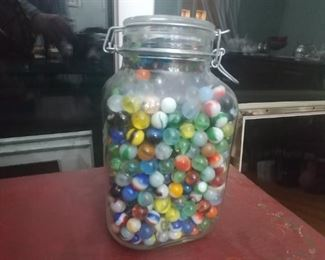 Hundreds of marbles Sold
