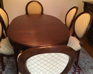Hickory White Dining Room Furniture