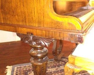 Grand Piano legs