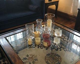 Assortment of Vases