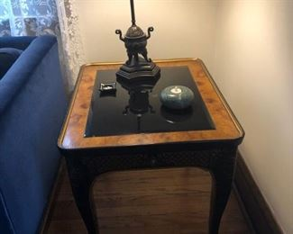 One of A Pair of Drexel End Tables