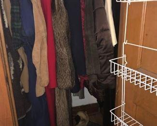 Ladies Winter Coats & Furs