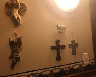 Cherubs & Crosses