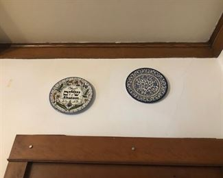Plates from Israel