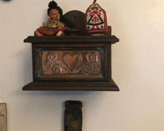 Copper Shelf