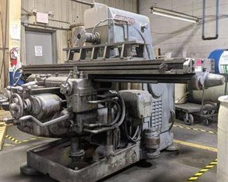 Kearney & Trecker Manual Mills 15Hp 4CH
