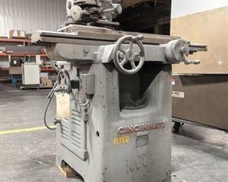 Cincinnati Milling Machine Tool Grinder 1D2T1P-621