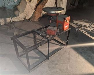 Gullco Model OP100/200 Serial Number 01173 Automated Welding And Cutting