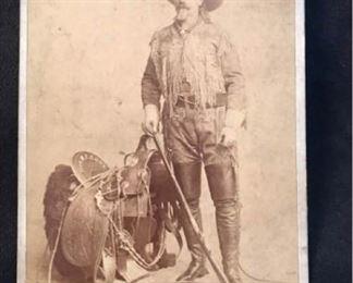 619jw-Buffalo Bill Cabinet Card 1893