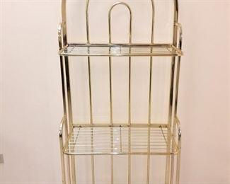 Display rack $15