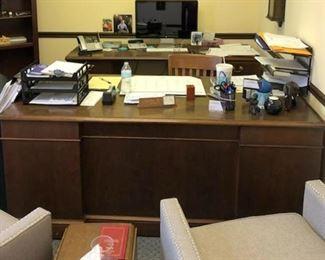 Executive Desk $50