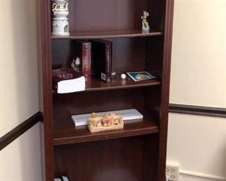 Bookcase $20
