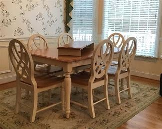 BEAUTIFUL BROYHILL DINING SET!