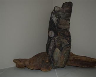 """Four Elements of Women"" By Natalie Rostad Dejarlais. Slate - Lake Of The Woods Original 1998."