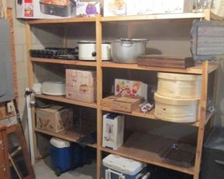 Misc. Cookware & Small Kitchen Appliances