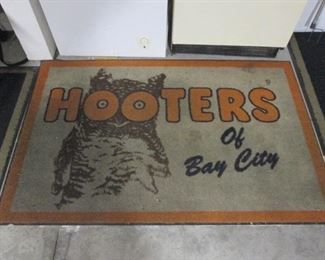 Hooters Commercial Rug